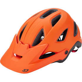 Giro Montaro MIPS Helm matte deep orange/warm black